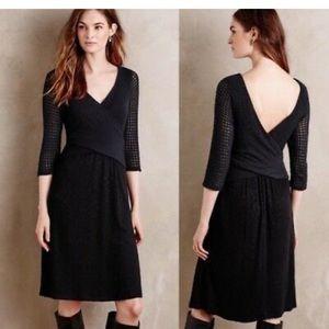 Anthropologie Amani Fara Surpluce Dress, small
